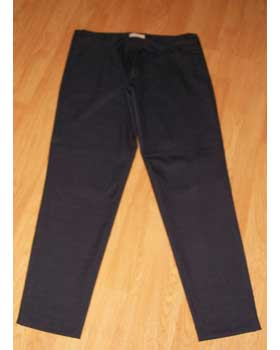 Men's tailored tapered trousers